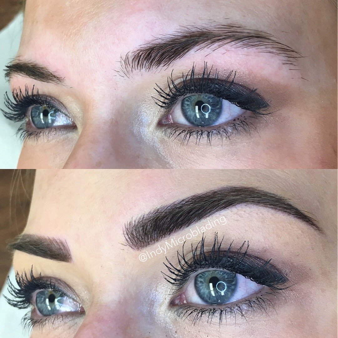MICROBLADING - Located at Shimmer Salon & Day Spa- 500 Main Street